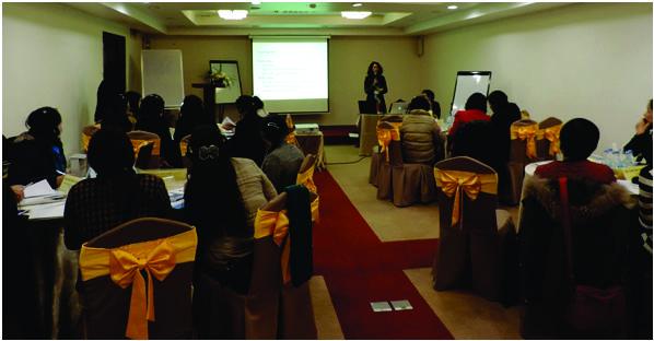 Lớp tập huấn về phương pháp nghiên cứu hướng hành động