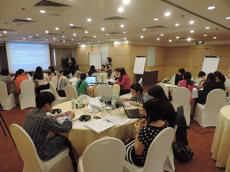 Lập ngân sách có yếu tố Giới và An sinh xã hội ở Việt Nam