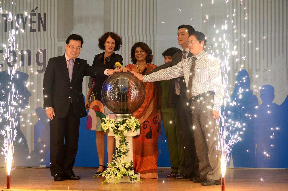 Bước đột phá giúp phụ nữ Việt Nam tự tin tham chính