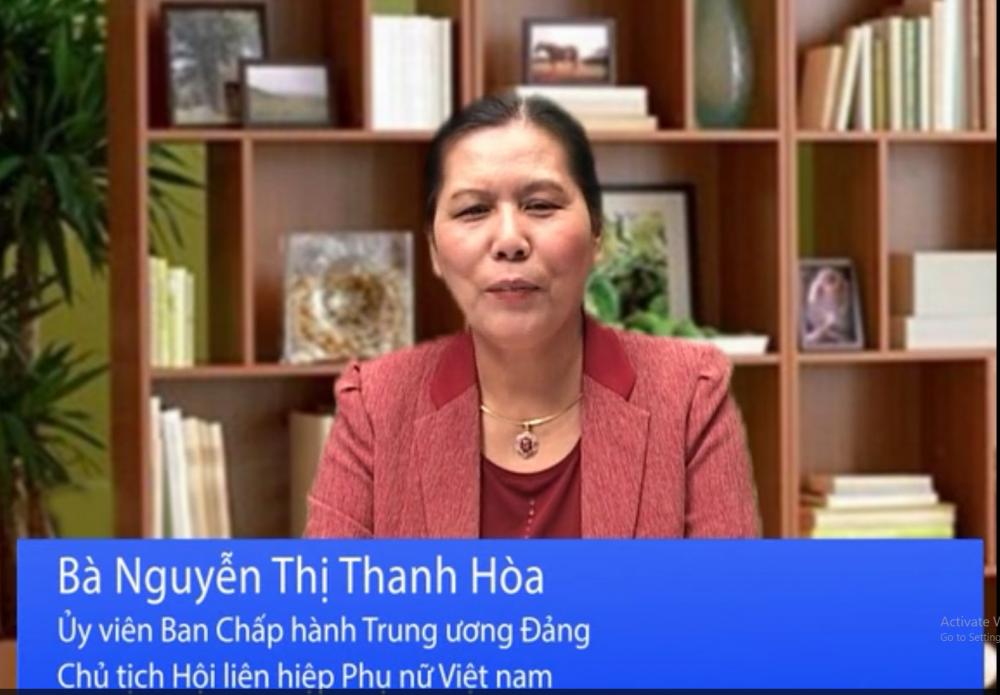 1.Vai trò của Hội Liên hiệp Phụ nữ Việt Nam trong bầu cử