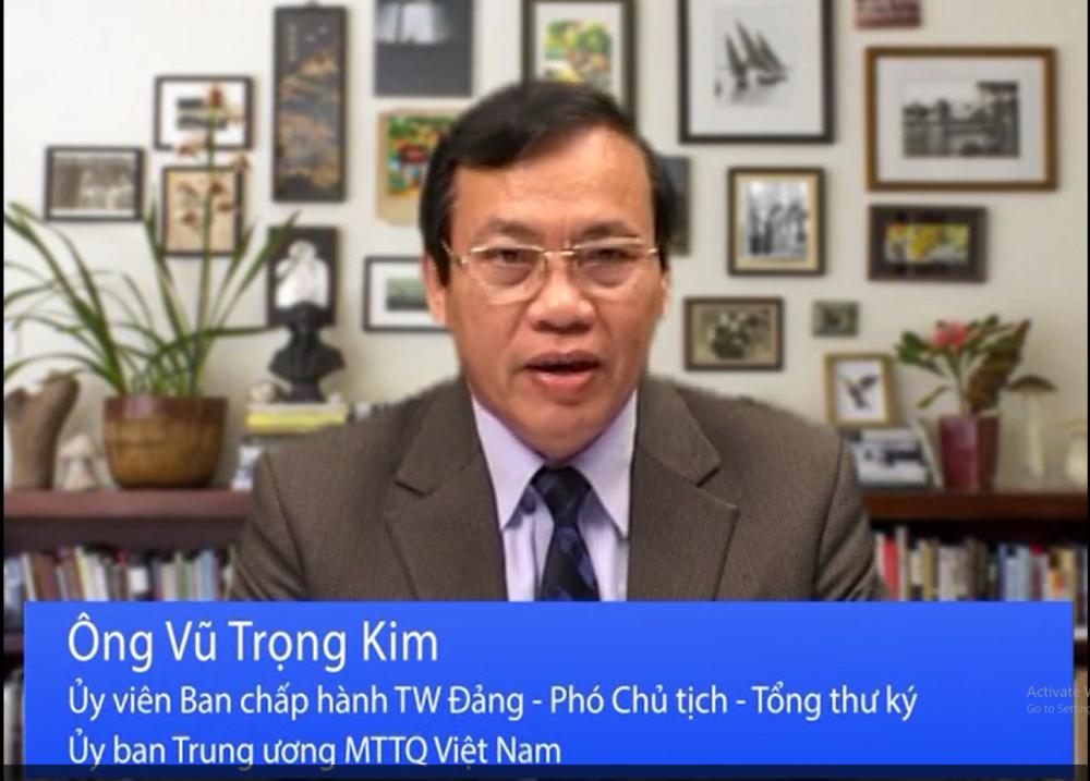 Vai trò của Mặt trận tổ quốc Việt Nam trong đảm bảo bình đẳng giới trong bầu cử
